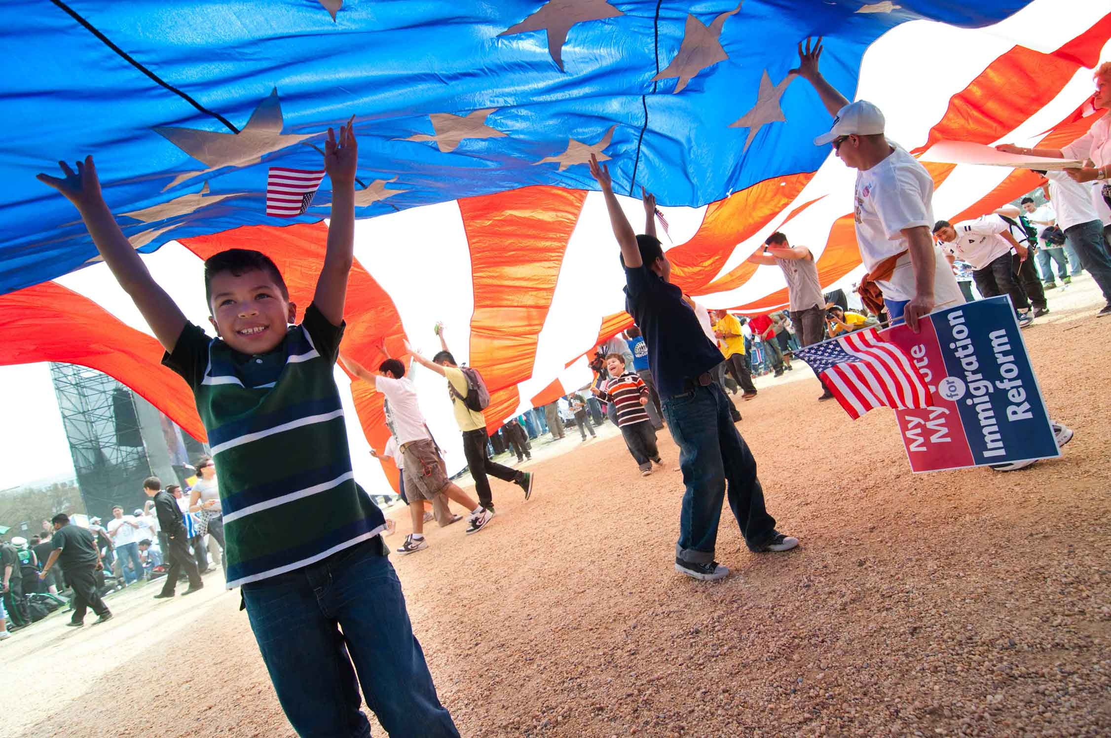 Protect Immigrant Families - Learn more about the 'public charge